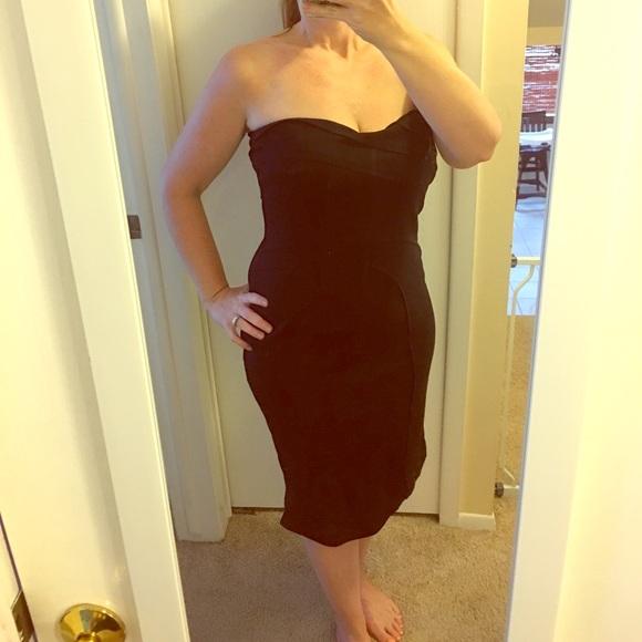 cf645a2a049 Victoria s Secret Bra Top strapless tube dress. M 5b5cb1bc2beb790faaf45a22